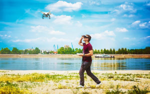 Image of FPV Drone Pilot