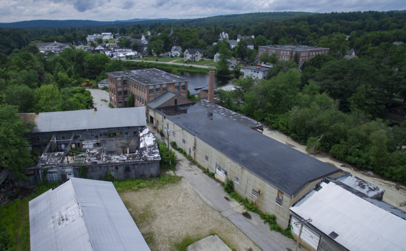 Goffstown Mill Development Proposal