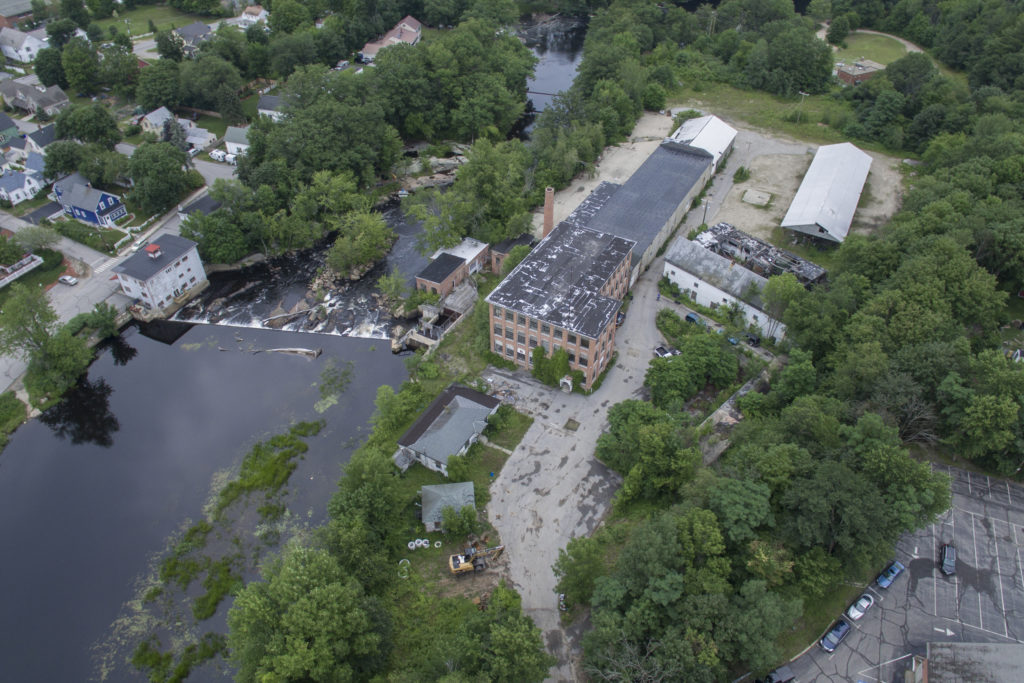 Image of Old Mill Building