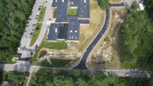 Image of Aerial View of GHS