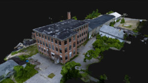 Image of 3D Modeling by Drone