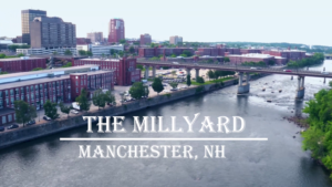 Image of the Manchester Millyard