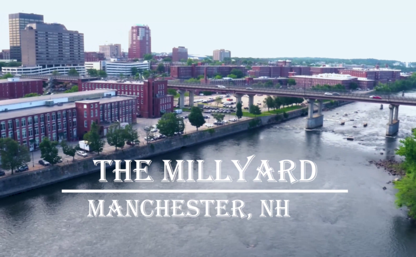 The Historic Manchester Millyard