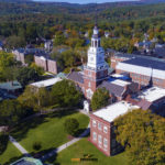 Image of Dartmouth College by Drone