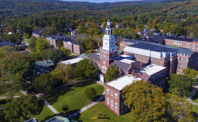 Dartmouth College Aerials