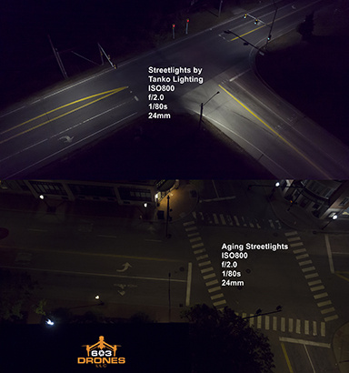 FAA Approved for Night Ops!